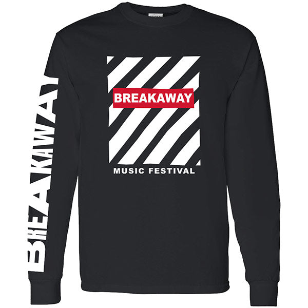 Breakaway Zebra NC Long Sleeve Tee