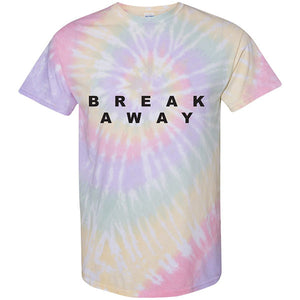 Breakaway Break Away Tie Dye Tee