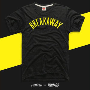 Limited Edition HOMAGE X BREAKAWAY Graphic Tee