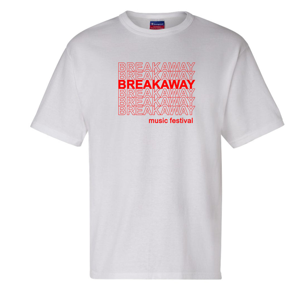 Champion X Breakaway Thank You Take-Out Graphic T-shirt