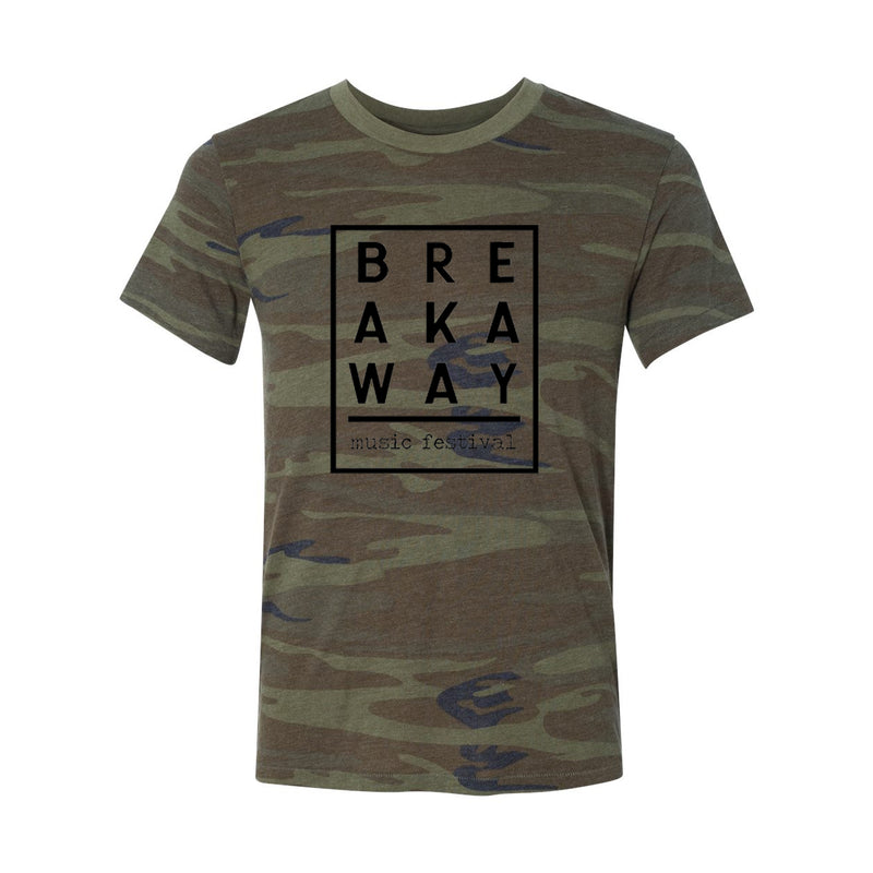 Breakaway Ultra Soft Camo Graphic Tee