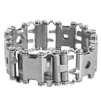 Multitool Bracelet (stainless steel)