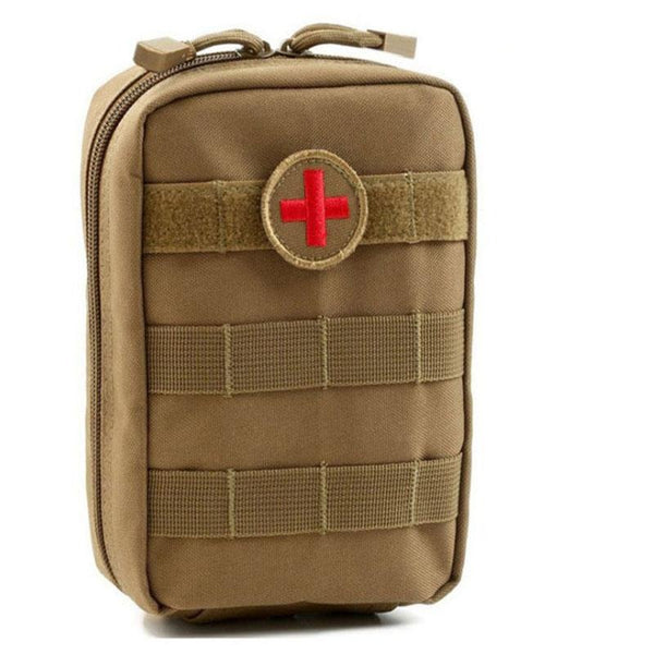 Basic 103 pcs. MOLLE compatible First Aid Kit