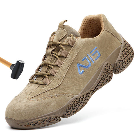Steel Toe + Kevlar Sole Anti-Puncture Sneakers