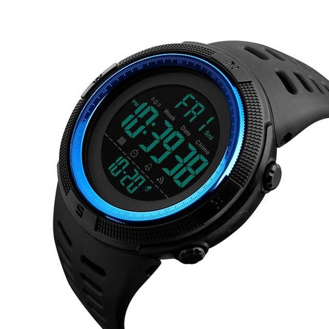 Waterproof, LED Digital Display Watch