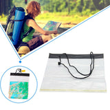 "Waterproof Map or Document Bag (10.6"" x 12"")"