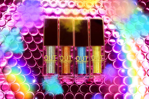 Out Cosmetics Metallic Liquid Eyeshadow