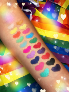 Colour in Love Eyeshadow Palette