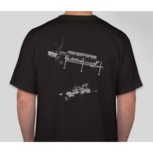 Load image into Gallery viewer, Timberwolf T-Shirt - Timberwolf Firewood Processing Equipment