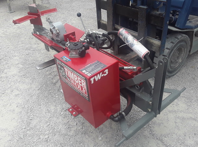 TW-3 at Brownwood Sales Columbus, OH - Timberwolf Firewood Processing Equipment