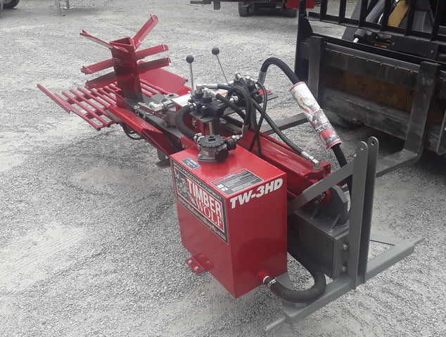 TW-3HD at Brownwood Sales Columbus, OH - Timberwolf Firewood Processing Equipment