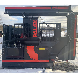 Palax C900 - Timberwolf Firewood Processing Equipment