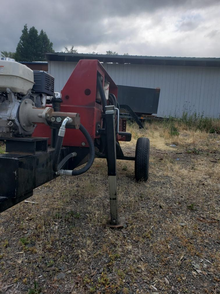 AS-390-Used-Rouge River, OR - Timberwolf Firewood Processing Equipment