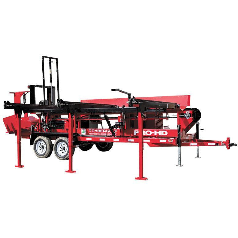 PRO-HD X - Old - Timberwolf Firewood Processing Equipment