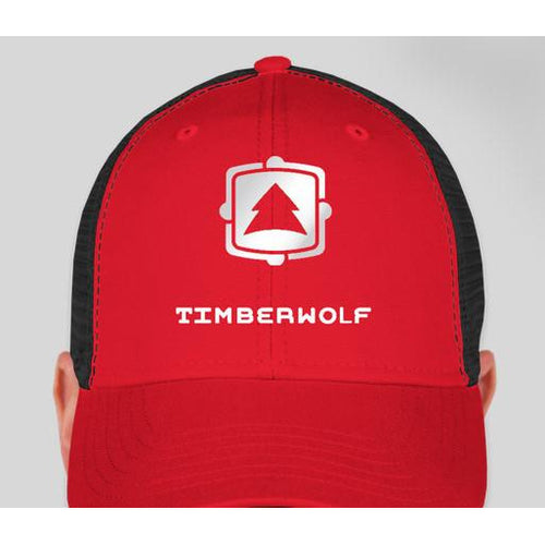 Timberwolf Baseball Hat - Timberwolf Firewood Processing Equipment