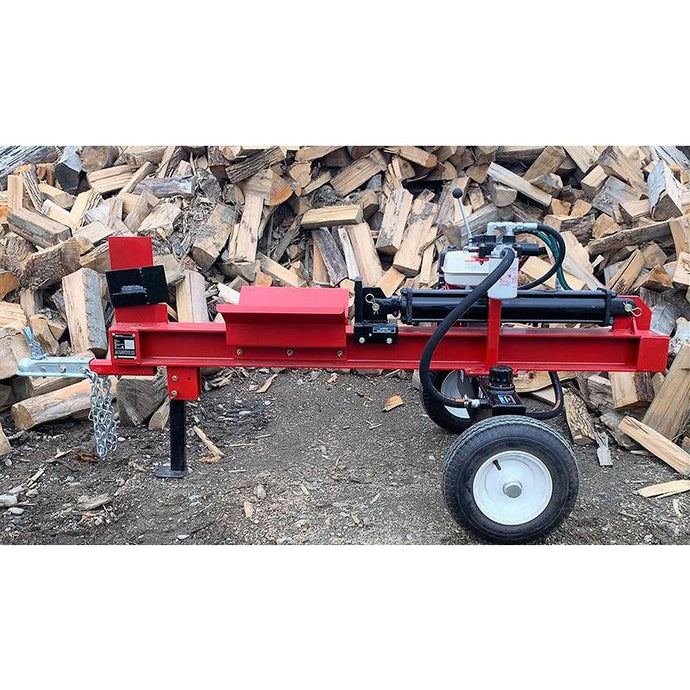 TW-1-New- K and S Firewood Evans Mills, NY - Timberwolf Firewood Processing Equipment