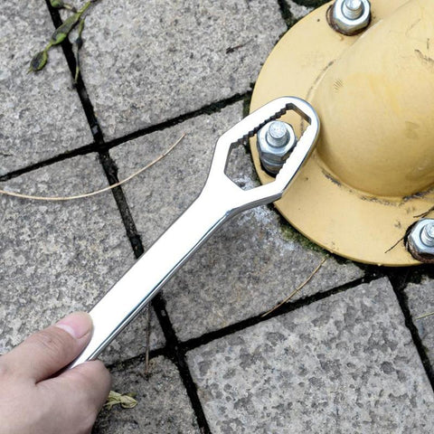Universal Double Sided Wrench