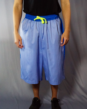 blue shades bermuda short
