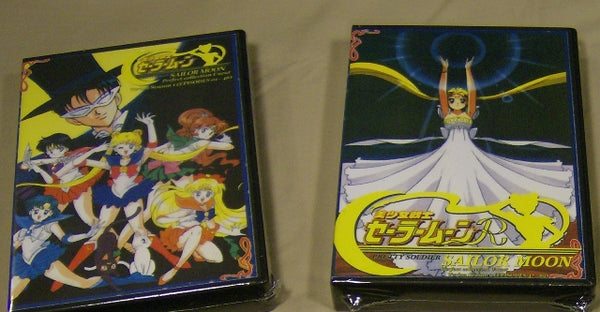 Sailor Uncut Season One (1) and Two (2) DVD Box Set