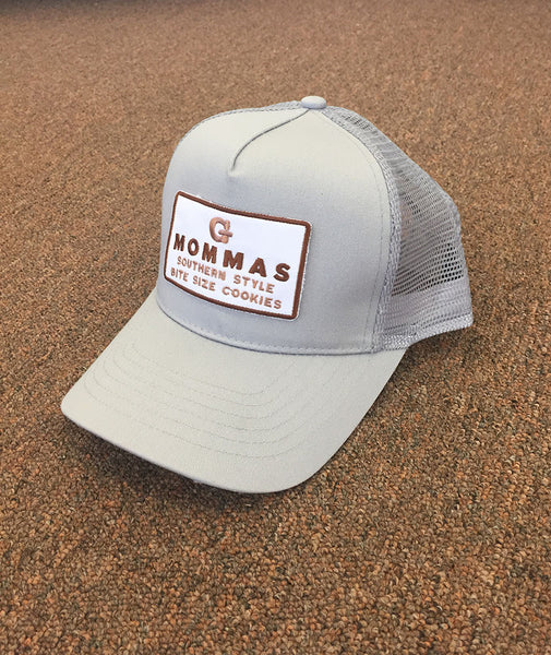 Trucker Hat - Grey Mesh