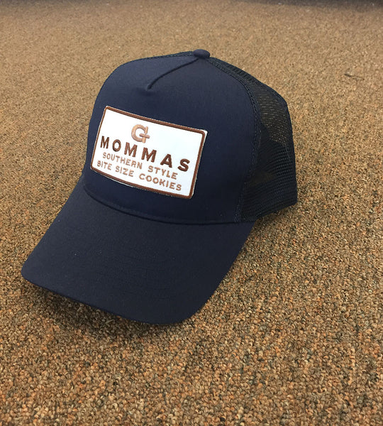 Trucker Hat - Navy Mesh