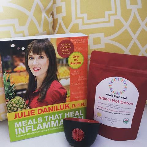 Julie's Hot Detox