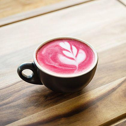 Beetroot Chai Latte
