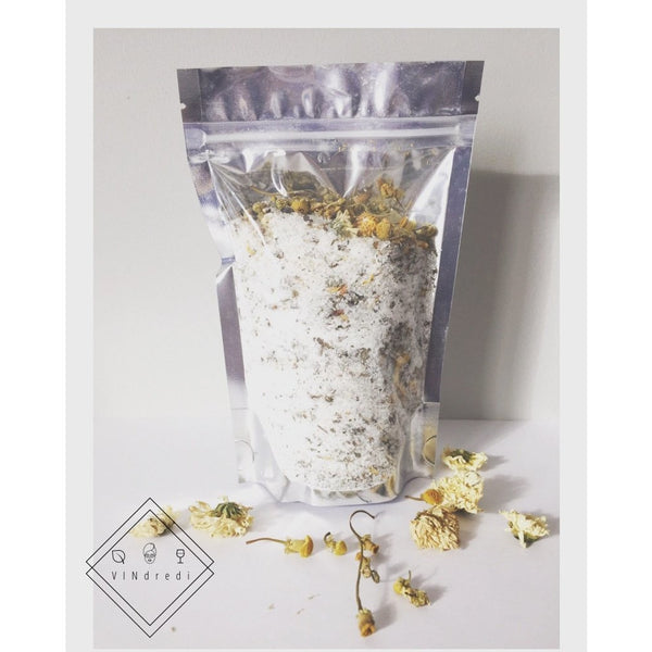 🌼 Bath tea Apricot Brandy 320G +/-🌼 - VINdredi Beauté
