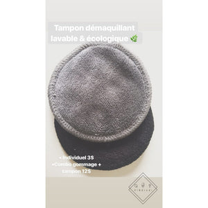 🧖🏼‍♀️Reusable washable remover pad 🧖🏼‍♀️ - VINdredi Beauté