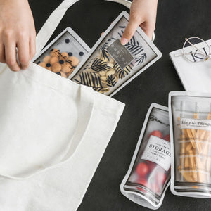 Food Preservative Zipper Bag