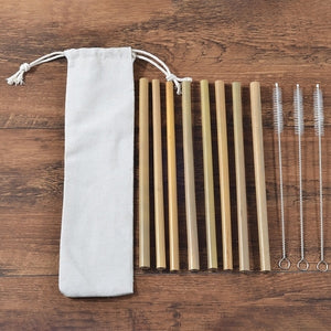 All in one Ecofriendly Bamboo kit