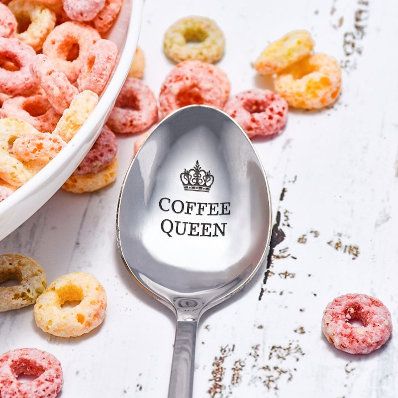 Coffee Queen Spoon