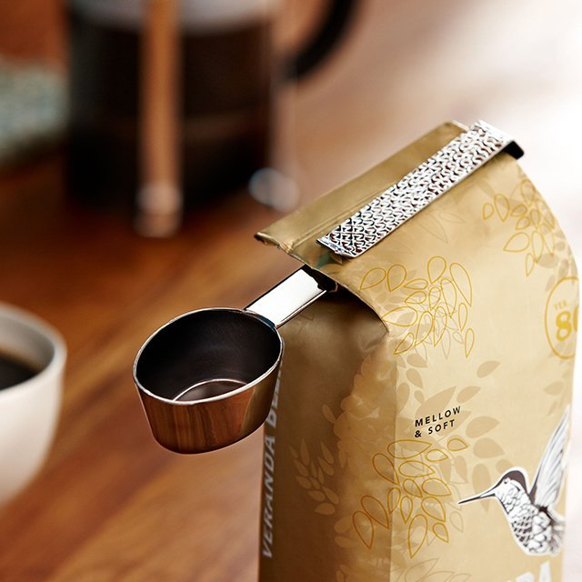 Coffee Scoop Clip