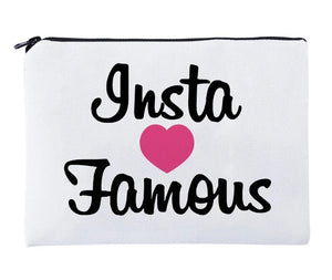 Insta 💖 Famous Cosmetic Bag