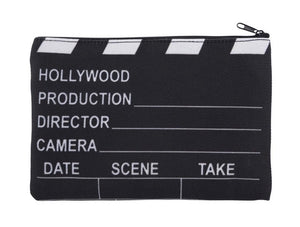 Hollywood Production Cosmetic Bag