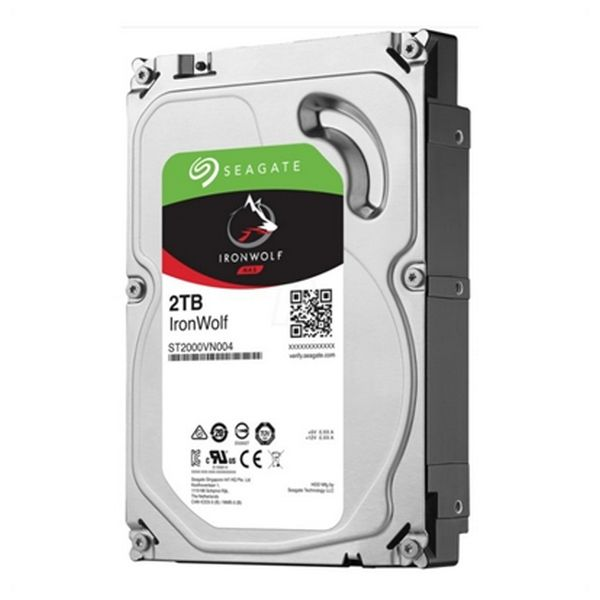 Disco Duro Seagate ST2000VN004 2 TB 3.5"