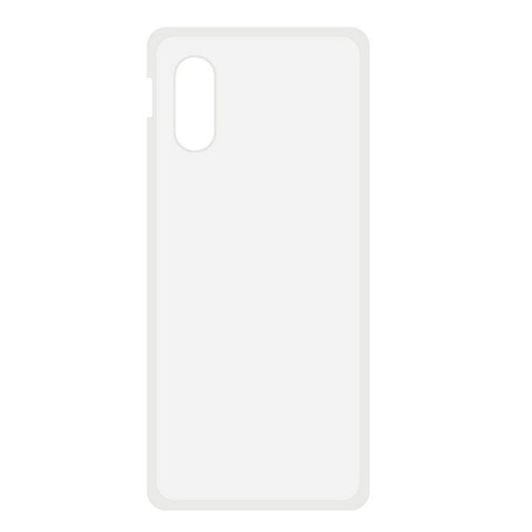 Capa para Telemóvel Iphone Xs Max KSIX Flex Transparente | Z SMART