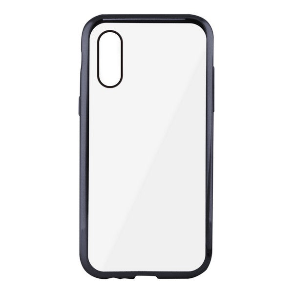 Capa para Telemóvel Iphone Xr KSIX Flex Metal Transparente | Z SMART