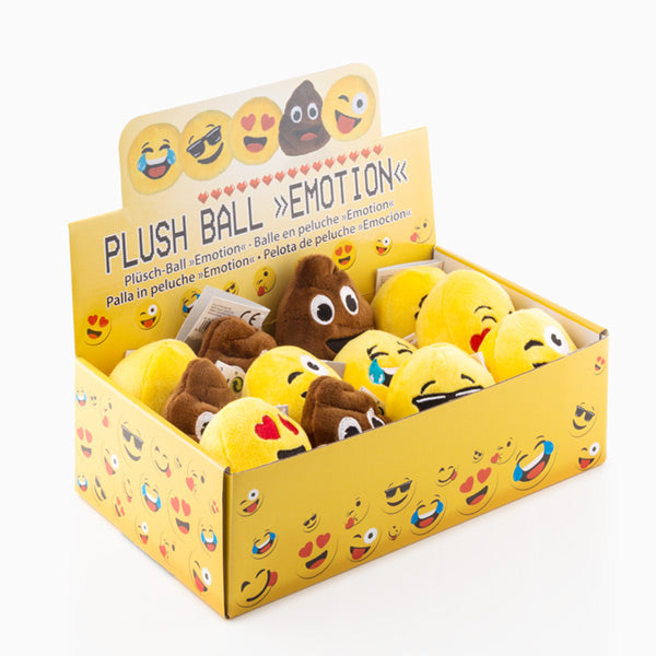 Bola de Peluche Emoticon | Z Smart Buy