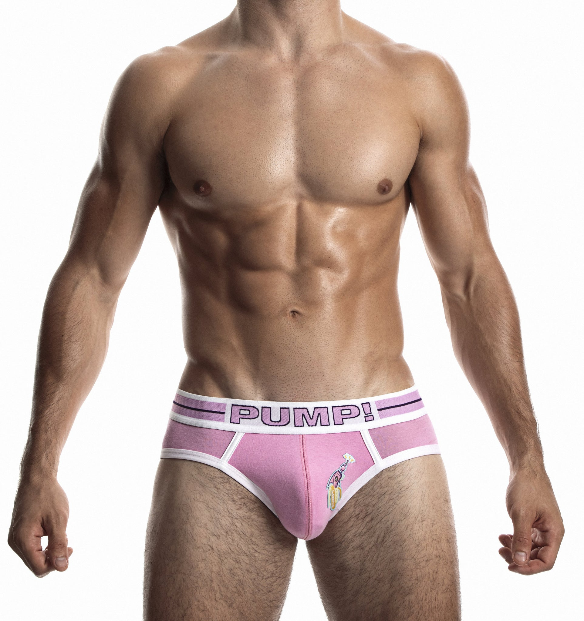 PUMP! SpaceCandy Pink Brief