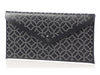 Alaia Black Studded Louise Embellished Envelope Clutch