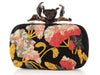 Alexander McQueen Embroidered Iris Clutch
