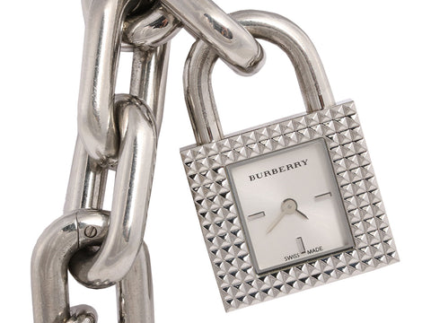 Burberry Lock and Key Bracelet Watch