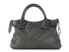 Balenciaga Dark Gray Giant 12 Rose Gold Town