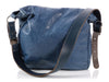 Balenciaga 2007 Men's Ocean Chèvre Motorcycle Besace Messenger Bag
