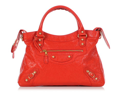 Balenciaga Red Giant 12 Town