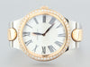 Bertolucci Two Tone Serena Garbo Mid-Size Watch
