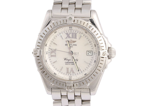 Breitling Wings Lady Watch
