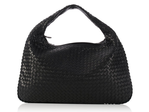 Bottega Veneta Large Black Veneta