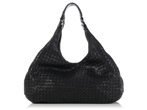 Bottega Veneta Large Black Campana